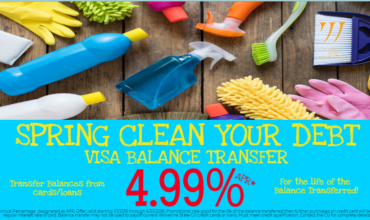 Spring Clean Your Debt